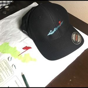 Rare NWT Fishers Island Club Travis Mathew Hat